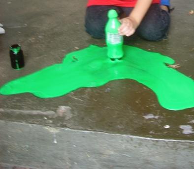 """green erupting """"volcano"""""""