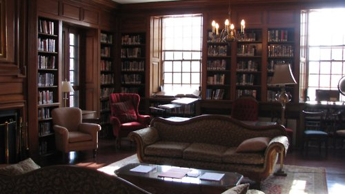 sweet briar college library