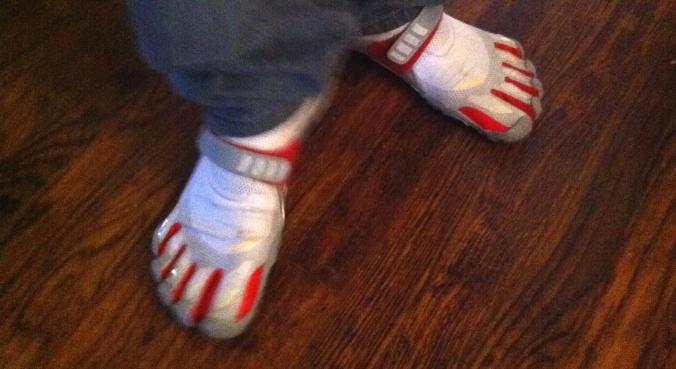 vibram five fingers shoes
