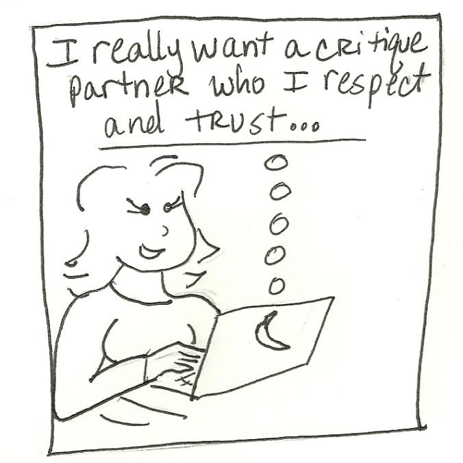 critique partner
