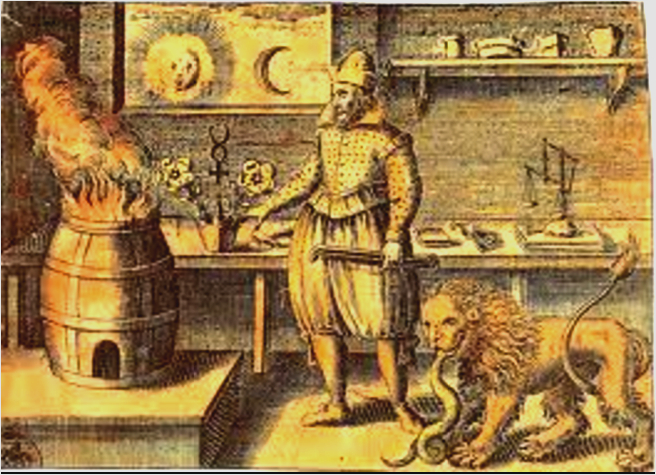 Image result for ancient alchemy cat image